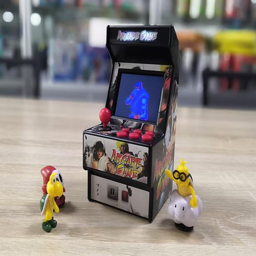 TFT LCD Screen Console Mini Arcade 16 Bit Game Player