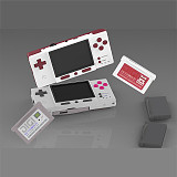 Digiretro Retro Handheld Game Console for GBA /FC /GB /NES /SMS /GG /PCE ROMS