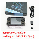 RK2020 Open Source Handheld Game Console Retro Portable Game Player (Metal Version)