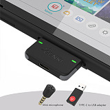 Genki Bluetooth Adapter Earphone Receiver for Switch /PS4 /PC