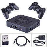 3D Pandora Saga TV Game Box Video Game Console (Wireless Controller)