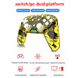 Gamepad Game Joystick Controller Support Motion Sensing Vibration for Switch /PC