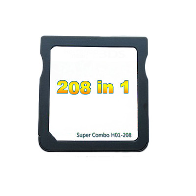 Game Cartridge for NDS 3DS NEW3DSLL NEW2DSLL