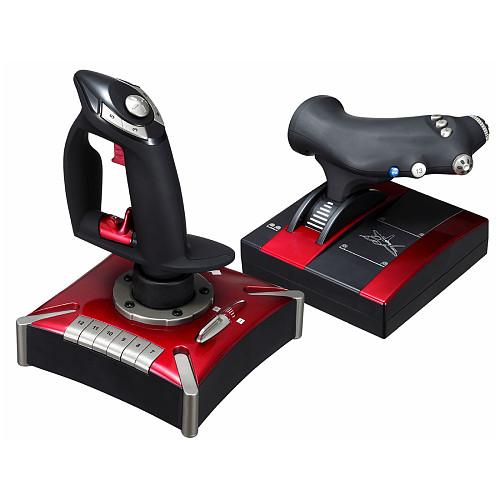 PXN-2119II Flight Stick Joystick Simulator Gamepad Gaming Controller