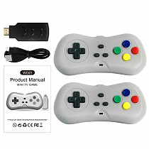 638 Games Handheld TV Video Console Portable Wireless Game Console