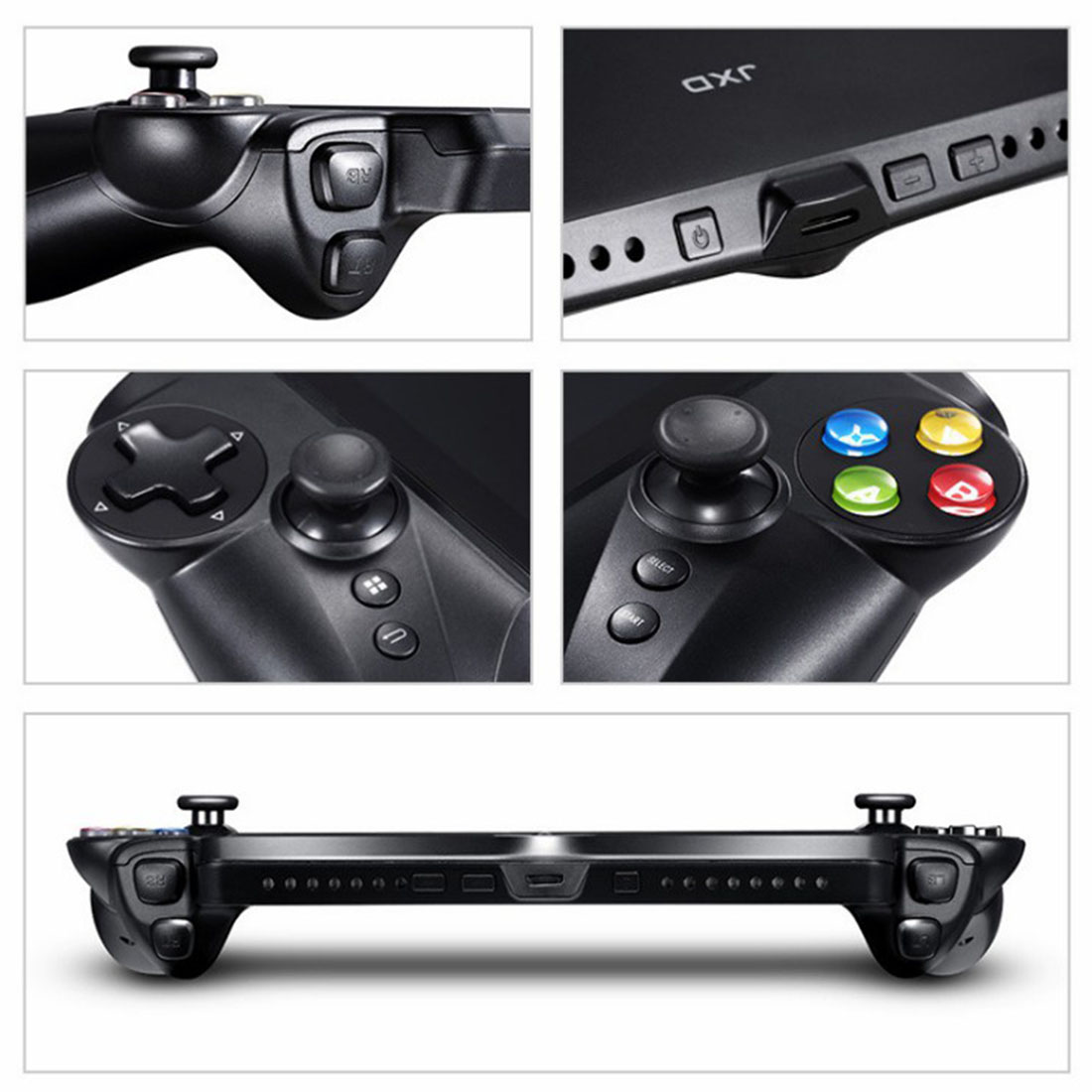 7-Inch Video Game Console Quad Core Gamepad Machine for Android /Tablet /PC