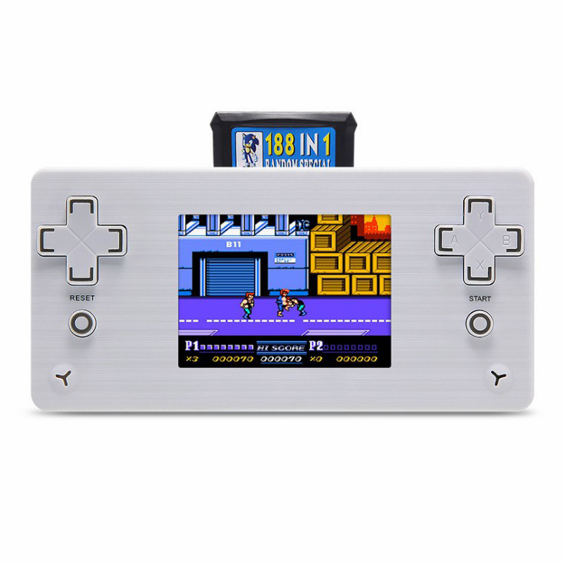 2.8-Inch Handheld Nostalgic Game Player Video Game Console