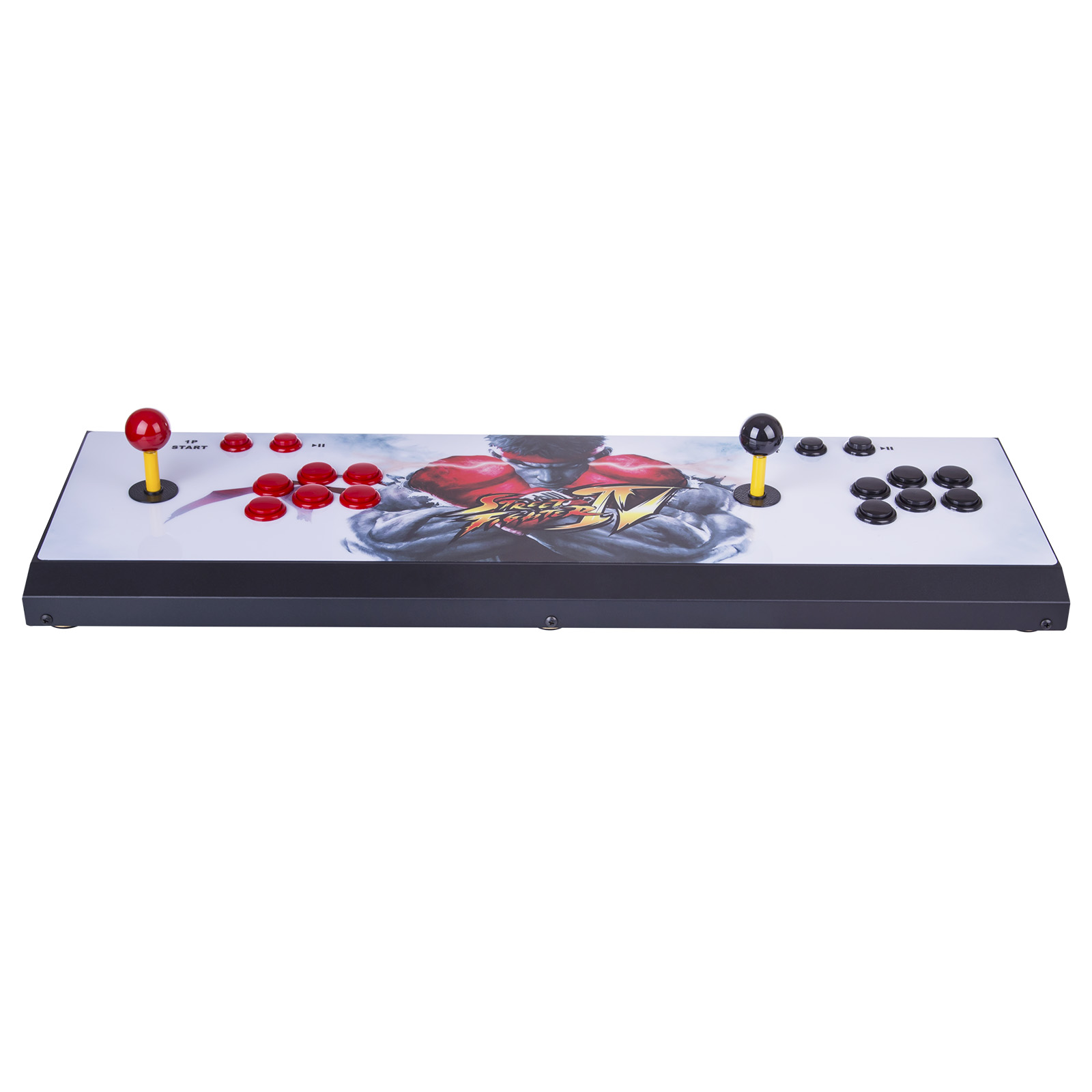Pandora Box 3D+ 4018 Games Multi-player Arcade Game Console WiFi (All Metal and Bigger Version) (Artwork: Black Dragon)