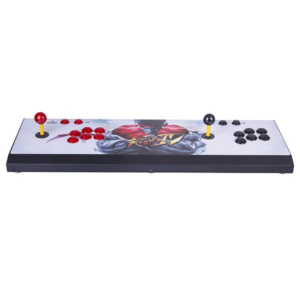 Pandora Box 3D+ 4018 Games Multi-player Arcade Game Console WiFi (All Metal and Bigger Version) (Artwork: Black Dragon)