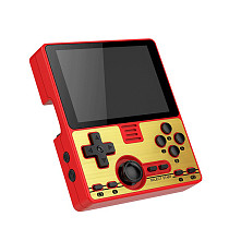 Powkiddy RGB20 Handheld 10,000 Games Open Source Retro Nostalgic High-definition Game Console (64GB)