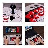 8Bitdo Arcade Stick Wireless Bluetooth Joystick for PC /Switch /Raspberry pi 4