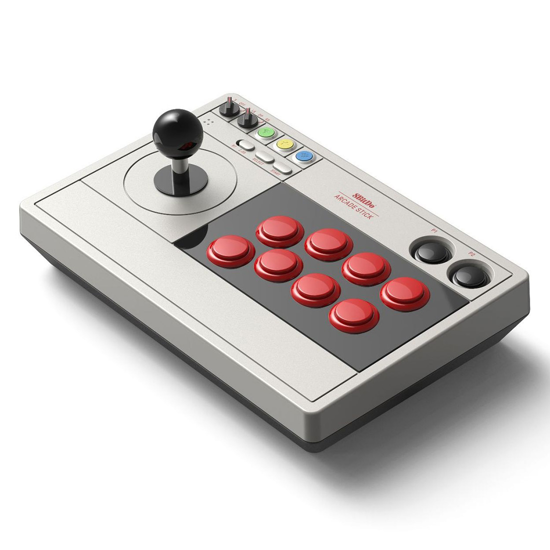 8Bitdo Arcade Stick V3 Wireless Bluetooth Joystick for PC /NS Switch Lite