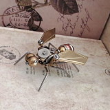 Mechanical Fly 3D Puzzle Metal Insect Model