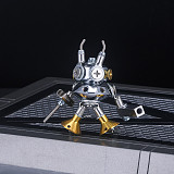 Mechanical Special Forces Blind Box 3D Puzzle DIY Metal Assembly Model Kit - Random Delivery