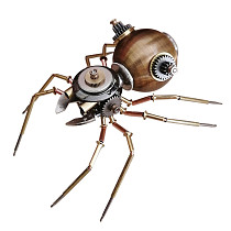 Mechanical Spider 3D Puzzle Metal Insect Model