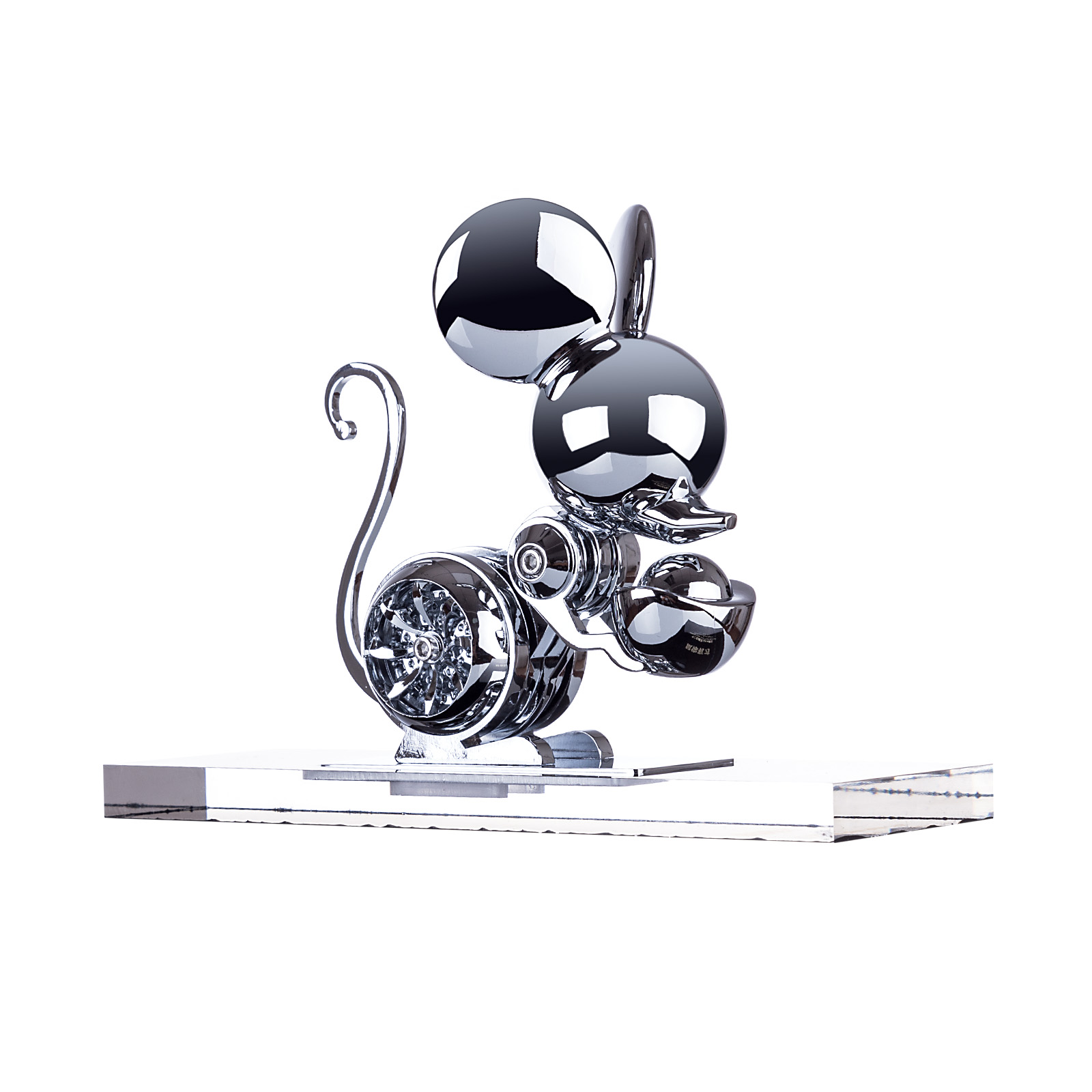 Static Mechanical Mouse Metal Animal Model