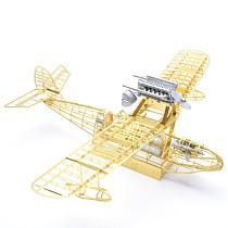 1/48 Airplane 3D Puzzle Metal Aircraft Model Kits