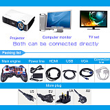 NEW Joystick Shaped Pandora Box 18S Pro 4500 Games Console Machine WiFi Version