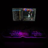 NEWEST Pandora Box 18S Pro 8000 Games LED Lighting Up WiFi Version (Artwork: Lightning Fists)