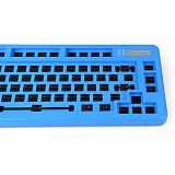 Fokrere 82 Keys Keyboard Kit DIY Gaming Mechanical Keyboard Bluetooth USB Dual-mode Without Keycap (Case + PCB Plate + Stabilizer)