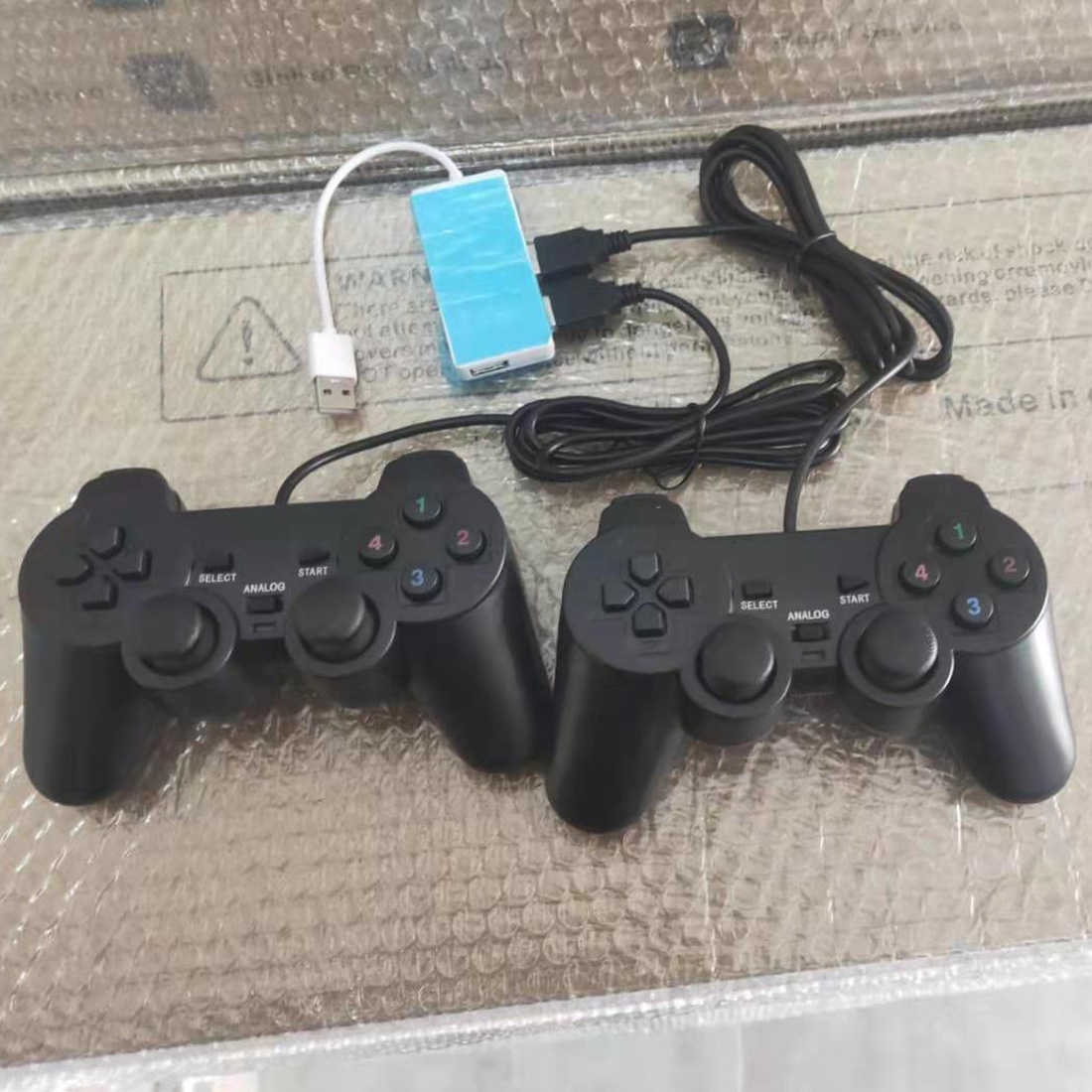 Wired Controllers Special Adapter Additional Components Make 3-4 Player for Pandora Box 11S /12S /18S Pro Arcade
