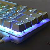 Magic-Refiner MK22 61 Keys Mechanical Gaming Keyboard N-key Rollover RGB Wired