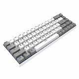 F12 68-Key Gaming Mechanical Keyboard Wireless Bluetooth Wired Dual-mode RGB