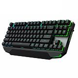 Machenike K7 87-Key Gaming Mechanical Keyboard Wireless Bluetooth Wired Duall-mode RGB Backlit