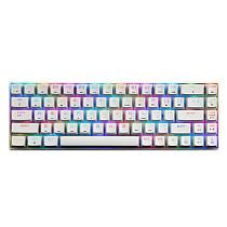Magic-Refiner MK14 68-Key Mechanical Gaming Keyboard N-key Rollover Keyboard RGB for Electronic Sports