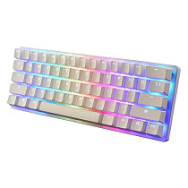 Magic-Refiner MK22 61 Keys Mechanical Gaming Keyboard N-key Rollover RGB Wired