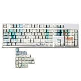 108pcs Winter Deer Keycaps Set PBT Dye-sub with Puller for 61/64/87/96/104 Keys GH60 /RK61 /Matrix /Joke Custom Gaming Mechanical Keyboard