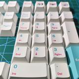 129pcs Sushi Style Keycaps Set PBT Dye-sub with Puller for 61/64/87/96/104 Keys GH60 /RK61 /Matrix /Joke Custom Gaming Mechanical Keyboard