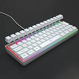 Magegee 61 Keys Compact Keyboard 60% RGB Backlit Laptop Gaming Keyboard