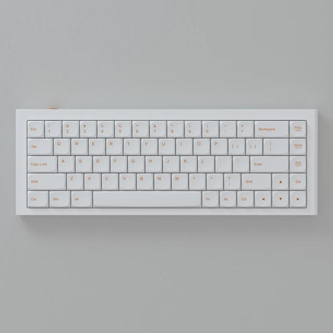 Mogrie RKB68 60% Gaming Mechanical Keyboard PBT Keycaps Ultra-thin Wired Wireless Bluetooth Dual-mode