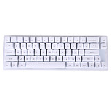 Womier 66 Keys RGB Backlit Hot Swappable 60% Gaming Mechanical Keyboard