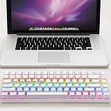Technology 84 Keys Gaming Keyboard Bluetooth Mechanical Keyboard for Desktop Laptop Computer