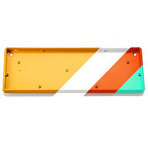 Aluminium Alloy Shell Case for 60% Mechanical Gaming Keyboard