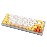 60% 68-Key Gaming Mechanical Keyboard RGB Backlit Hot Swappable Wired