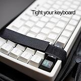 87-Key Keyboard Storage Bag Carrying Case for 60% 75% 80% Mechanical Keyboard