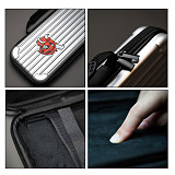 61 Keys Keyboard Storage Bag Carrying Case for 60% Mechanical Keyboard