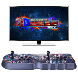 NEWEST Pandora Box 18S Pro 8000 Games LED Lighting Up WiFi Version (Artwork: NEW STREET FIGHTER)
