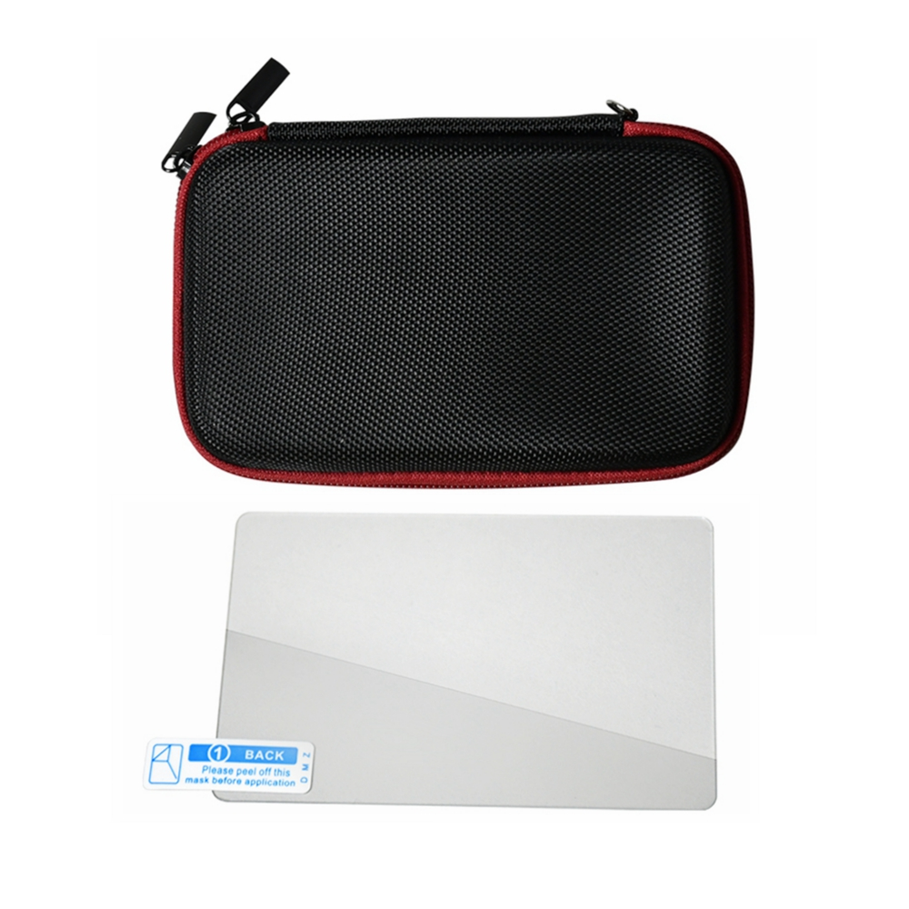 RG351M /RG351P Carrying Case Screen Protector Sets