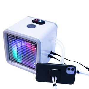 Water Cooled Gaming Phone Semiconductor Cooling Radiator for Apple