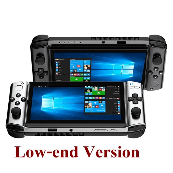 [NEWEST] GPD WIN3 Handheld Game Console Portable Tablet Computer Mini Game Player with Rockers (Low-end Version)