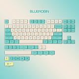130pcs Cupid Style Keycaps Set PBT Dye-sub with Puller for 61/64/87/96/104 Keys GH60 /RK61 /Matrix /Joke Custom Gaming Mechanical Keyboard