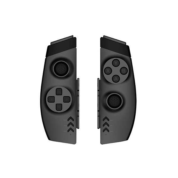One-Netbook Hidden Slide Gamepad Handle for ONE-GX1 Pro Gaming Laptop