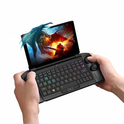 [4G Version] ONE-GX1 Pro Gaming Notebook 7-Inch PC Pocket Mini Laptop Intel Core i7-1160G7 Win 10 (16+512)