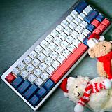 140pcs Bento Keycaps Set Cherry Profile PBT Dye-sub for 61/87/104 Keys/GH60/RK61/Matrix/Joke Custom Gaming Mechanical Keyboard