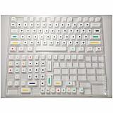120pcs Dots Layout Cherry Profile Keycaps Set PBT Dye-sub for 61/87/104 Keys GH60/RK61/Matrix/Joke Custom Gaming Mechanical Keyboard