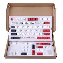 131pcs Pirate Style Keycaps Set OEM Profile PBT Dye-sub for 61/64/87/96/104 Keys Custom Gaming Mechanical Keyboard
